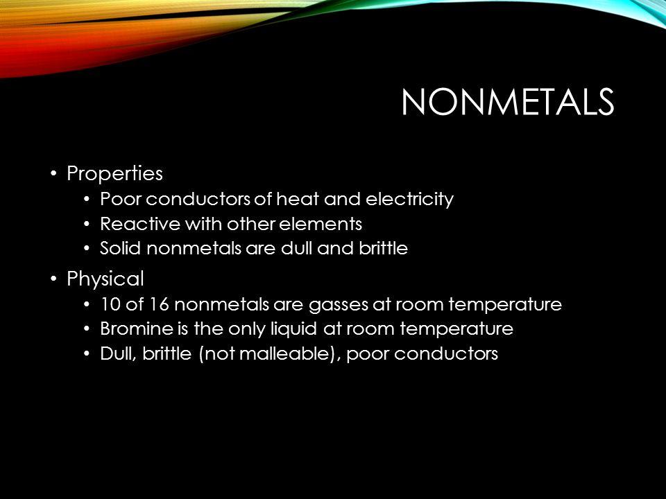 Selenium Physical Properties In Room Temperature