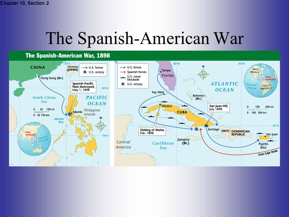 The spanish american war ppt download the spanish american war gumiabroncs Gallery