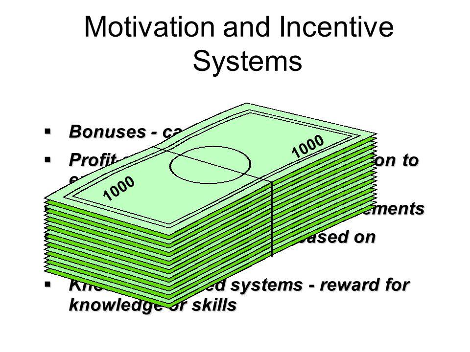 Stock options reward system