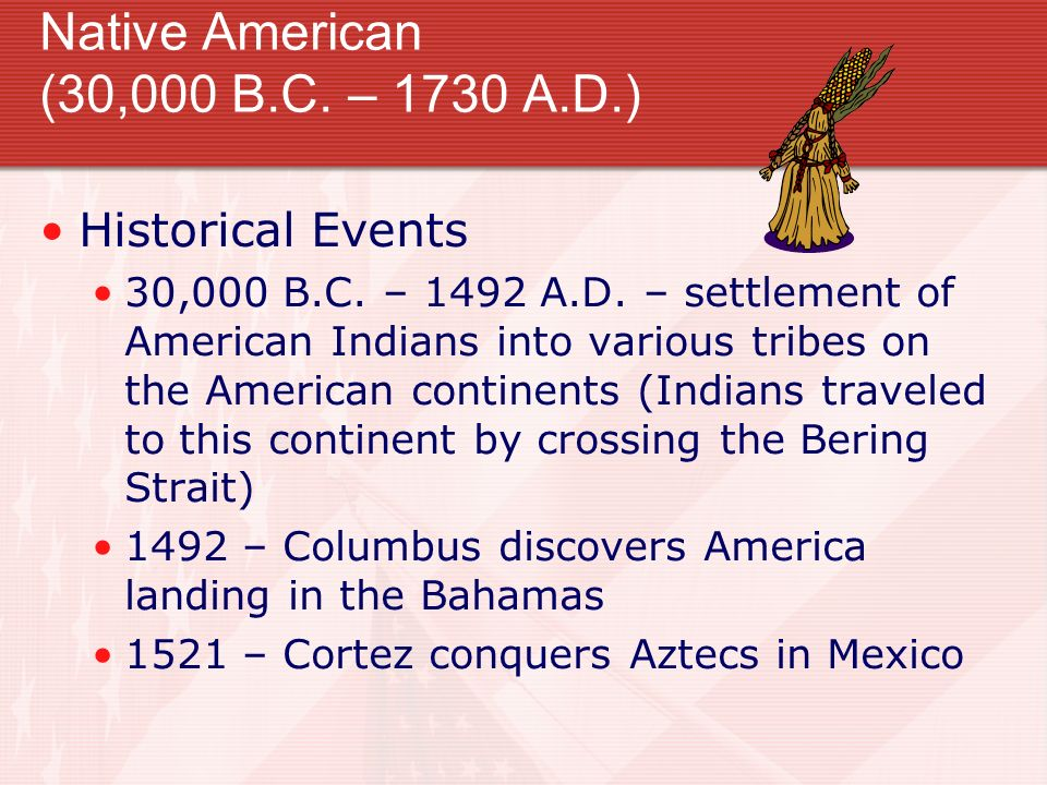 American Literature Timeline Ppt Download