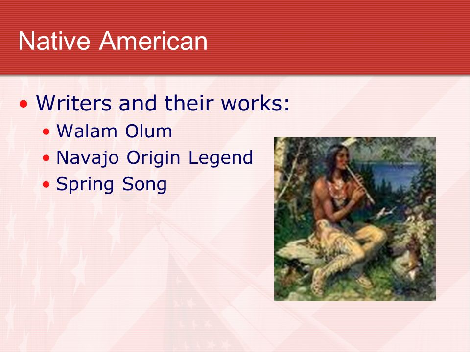 american writers and their works hawthorne American romanticism (or the american renaissance) copyright laws protected writers from having their works printed, without hawthorne, and.