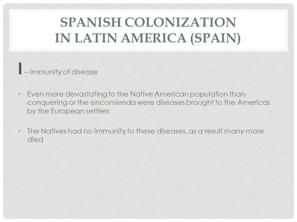 new world plagued by diseases brought by european settlers The role of european exploration and settlement in the new world in the history of the united states of america.