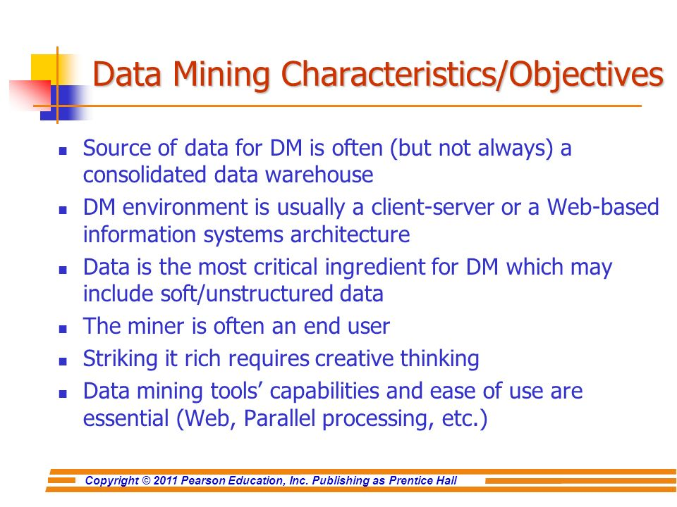 the features of data mining 2 x wu et al clustering, statistical learning, association analysis, and link mining, which are all among the most important topics in data mining research and development.