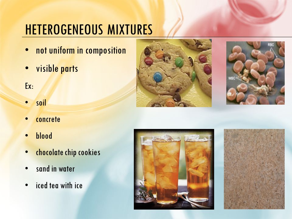 Classification of matter ppt download for Soil homogeneous or heterogeneous
