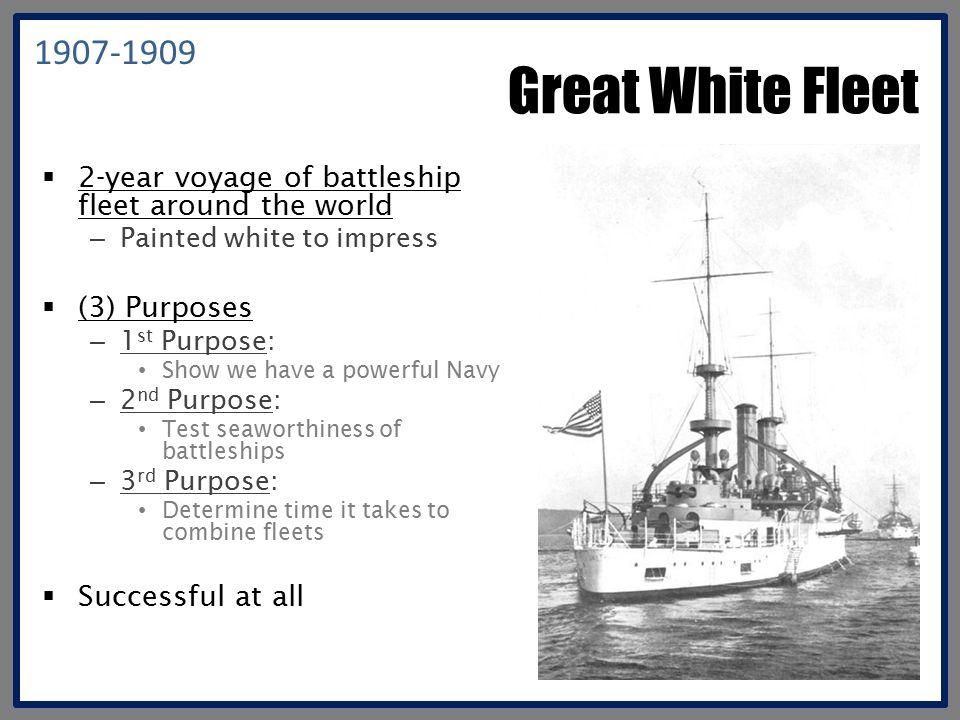 Navy & American Imperialism