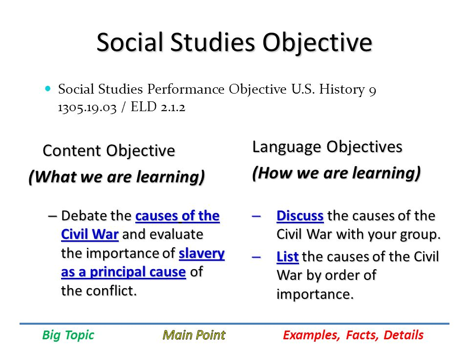 u s history objectives and vocabulary Home / resources content builder (grade 8 and us history) reading (english) expose students to vocabulary often found in the process standards.