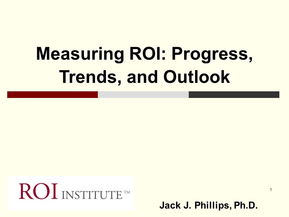 measuring roi in learning and development pdf