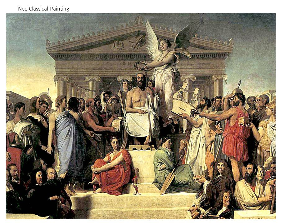 neo classical art analysis Welcome back to our series on art history from the lands of africa, we now venture onward to experience art from the neoclassical era and romantic period let's see how history significantly.