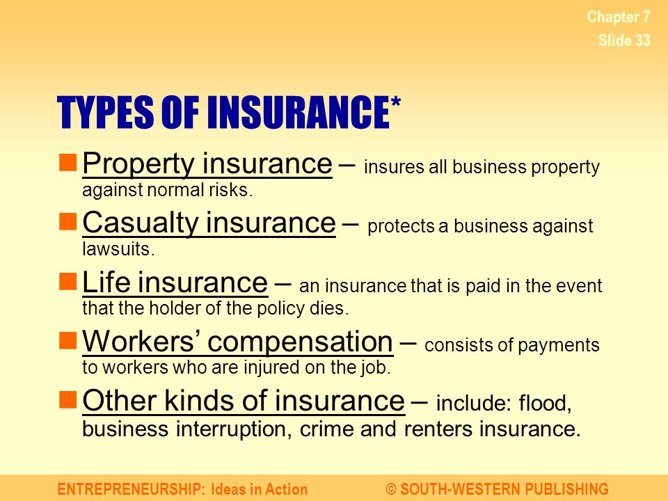 Insurance For Workers On Your Property