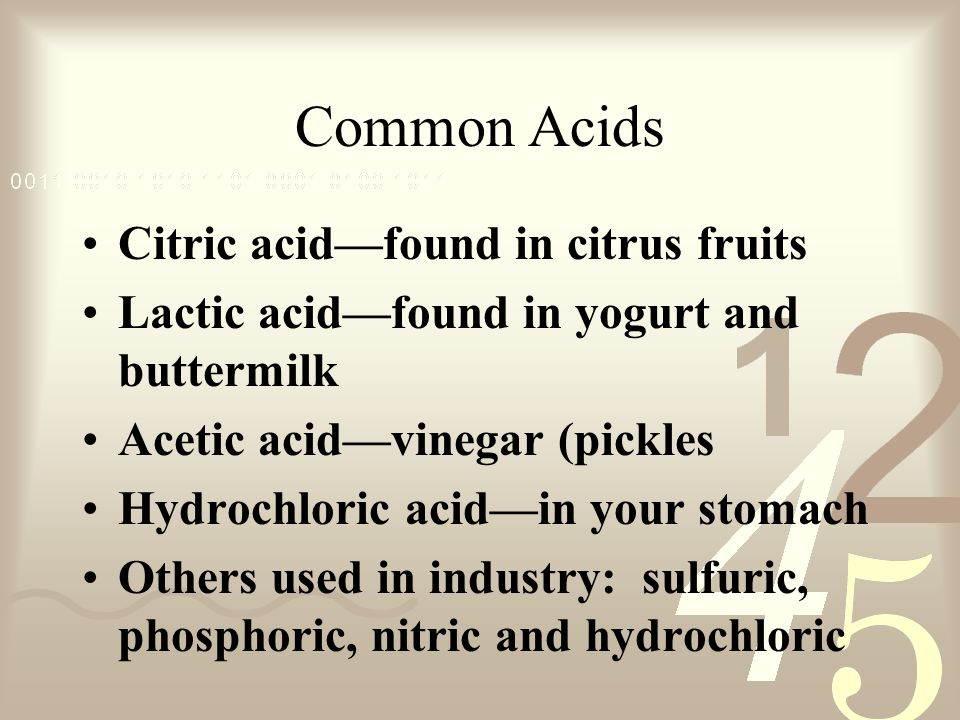 how to make citric acid solution from powder