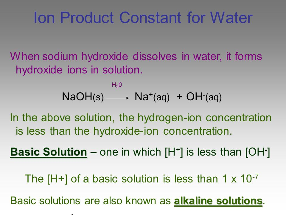 Chapter 19 Acids, Bases, and Salts - ppt download
