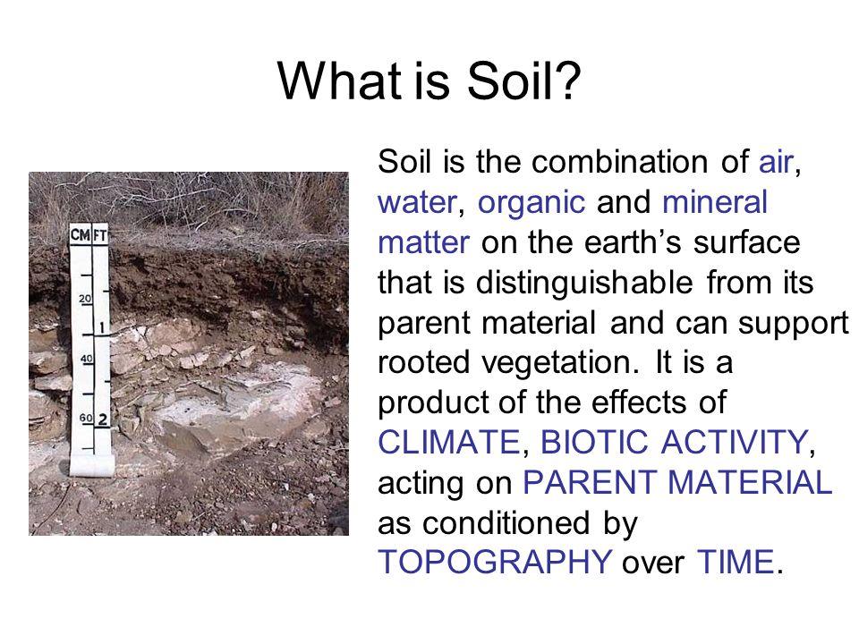 Envirothon soils dennis brezina ppt video online download for Explain soil