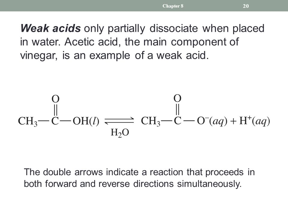 Chapter 8 Chapter 8 Acids Bases And Buffers In The Body Ppt