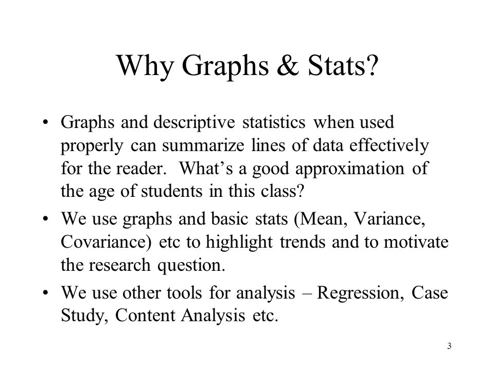 business research problem analysis descriptive statistics Business research and descriptive statistics n represents the count of observations of our problem click on data analysis click on.