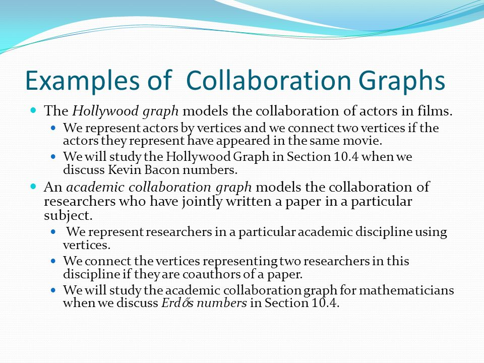 collaboration on a research paper