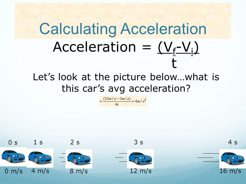 to calculate the acceleration due essay Show transcribed image text analyze calculations § calculate the density of water by setting the slope equal to (rho)ag and solving for slope (force/depth): a (cross-section): acceleration due to 「268 gravity (g): 980 m/s 2 density of water (rho): analyze calculations § calculate the density of water by setting the slope equal to (rho)ag.