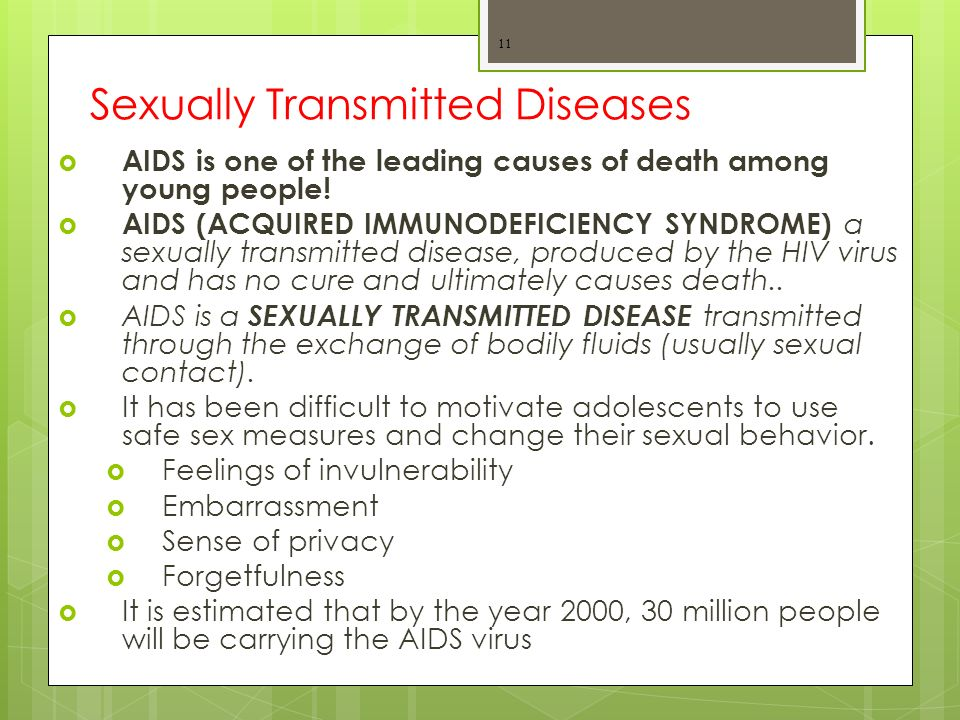 HIV/AIDS & STDs - Centers for Disease Control and Prevention