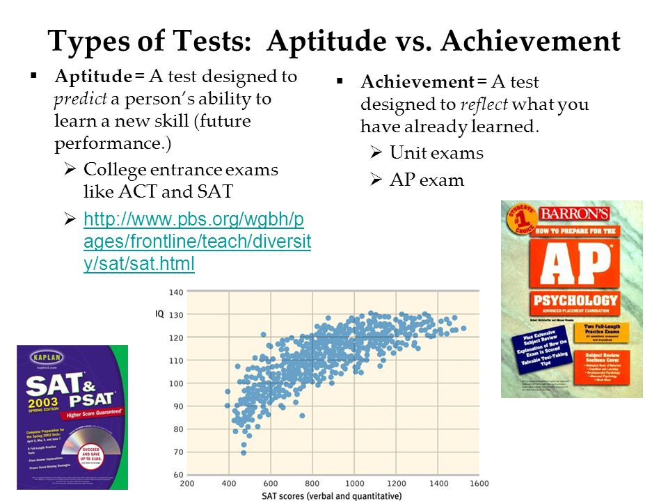 Help Your Child Prepare for Standardized Tests ...