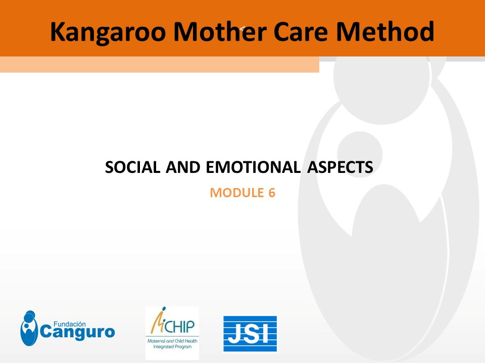 Kangaroo Mother Care Method