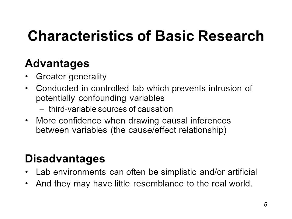 the characteristics of different kinds of research A look at the different types of dissertation (qualitative, quantitative and mixed methods) and their characteristics leading to the different routes you can take.
