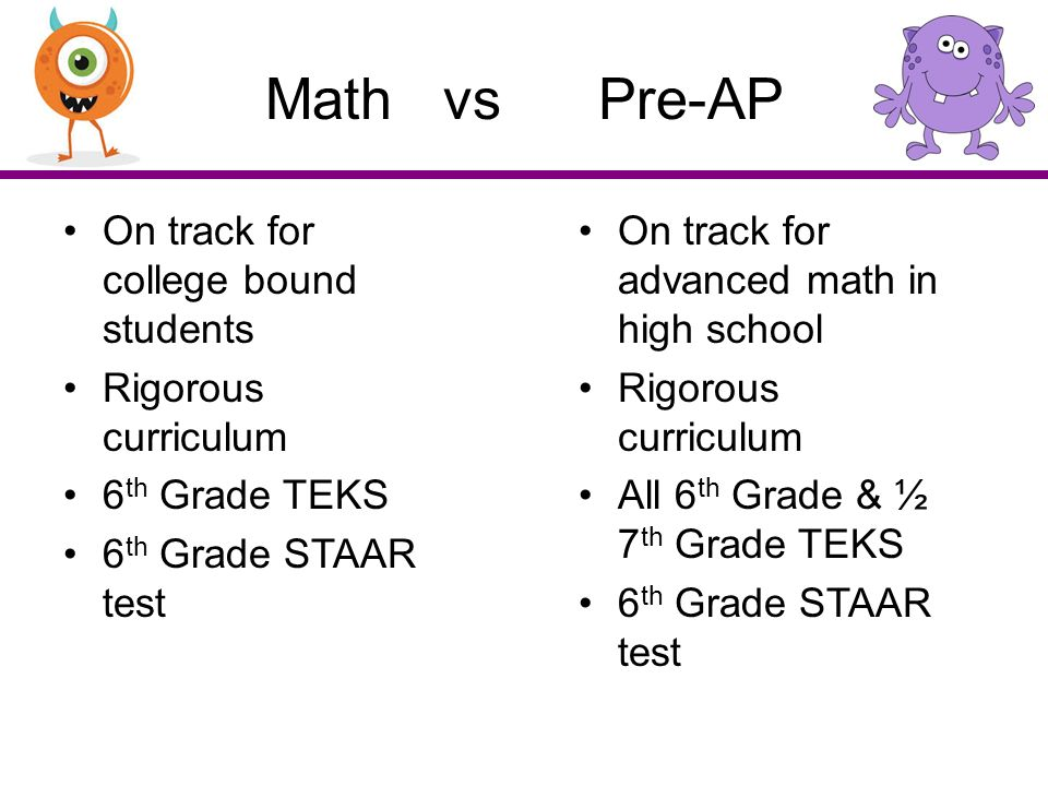 Ap for student for grade 8