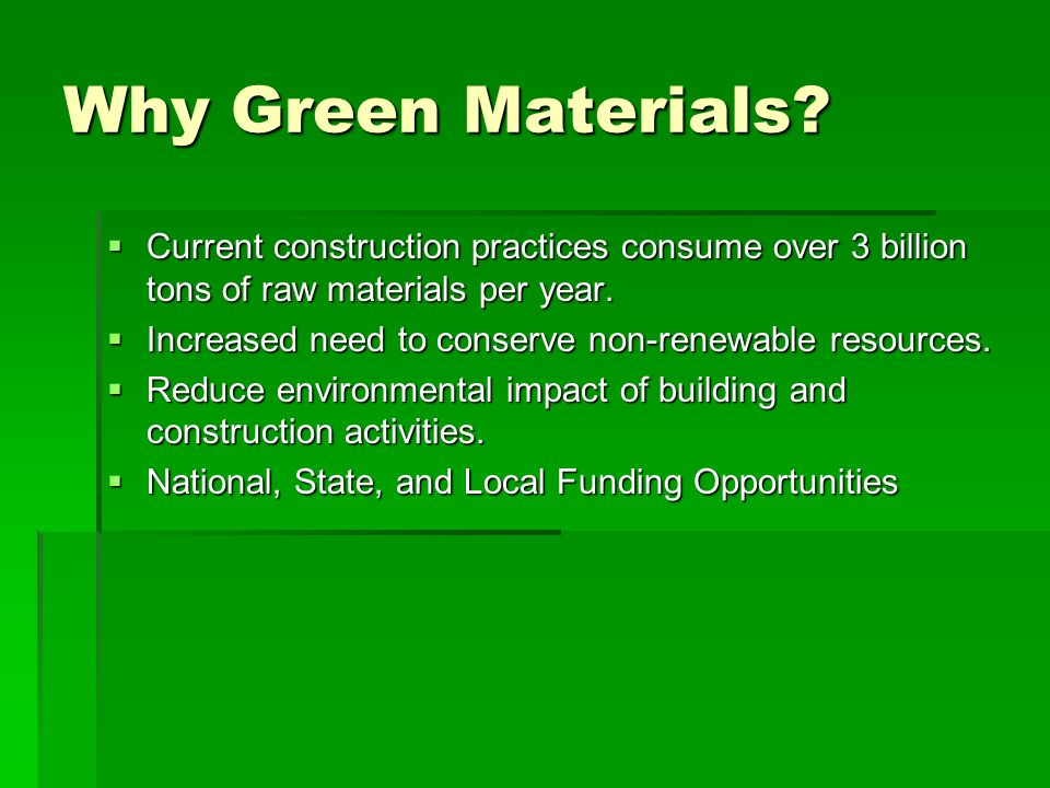 the importance of non renewable raw materials Raw materials and energy 1  • secondary materials are of especial importance since they can:  renewable vs non-renewable materials.