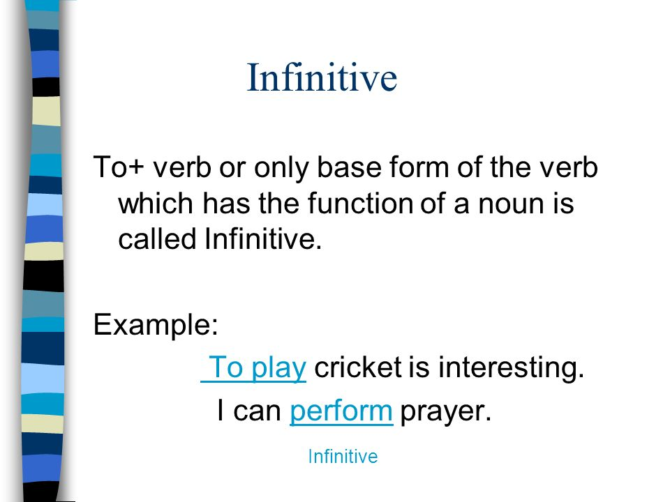Gerunds and Infinitives - ppt download