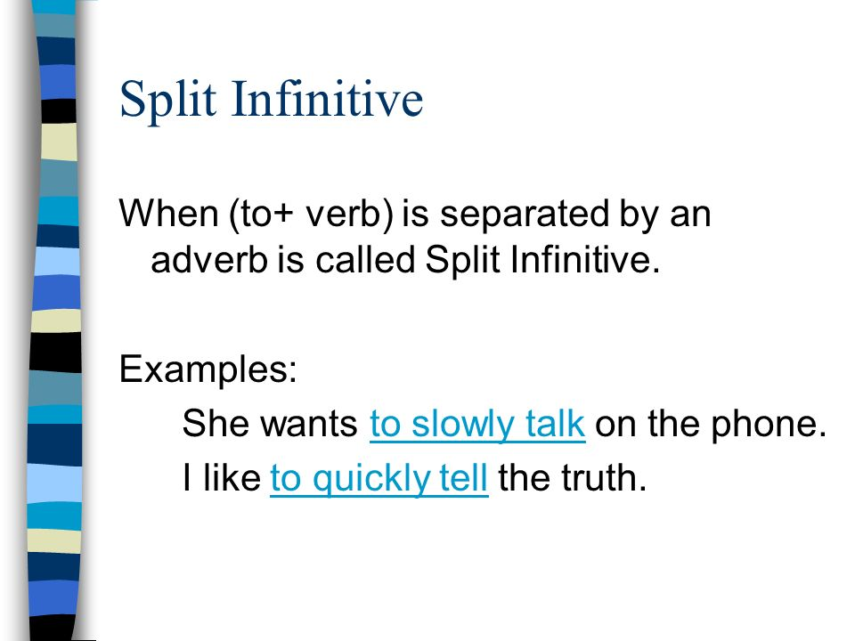 Gerunds And Infinitives Ppt Download