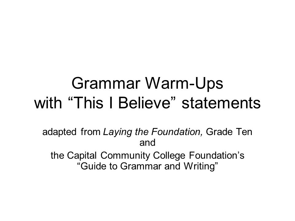 best essays from this i believe This i believe essay example i believe in people i believe that all people, not just the smart, good looking, or popular, are capable of achieving great things this i believe i believe that happiness is obtained through optimism, gratitude, and a strong will.