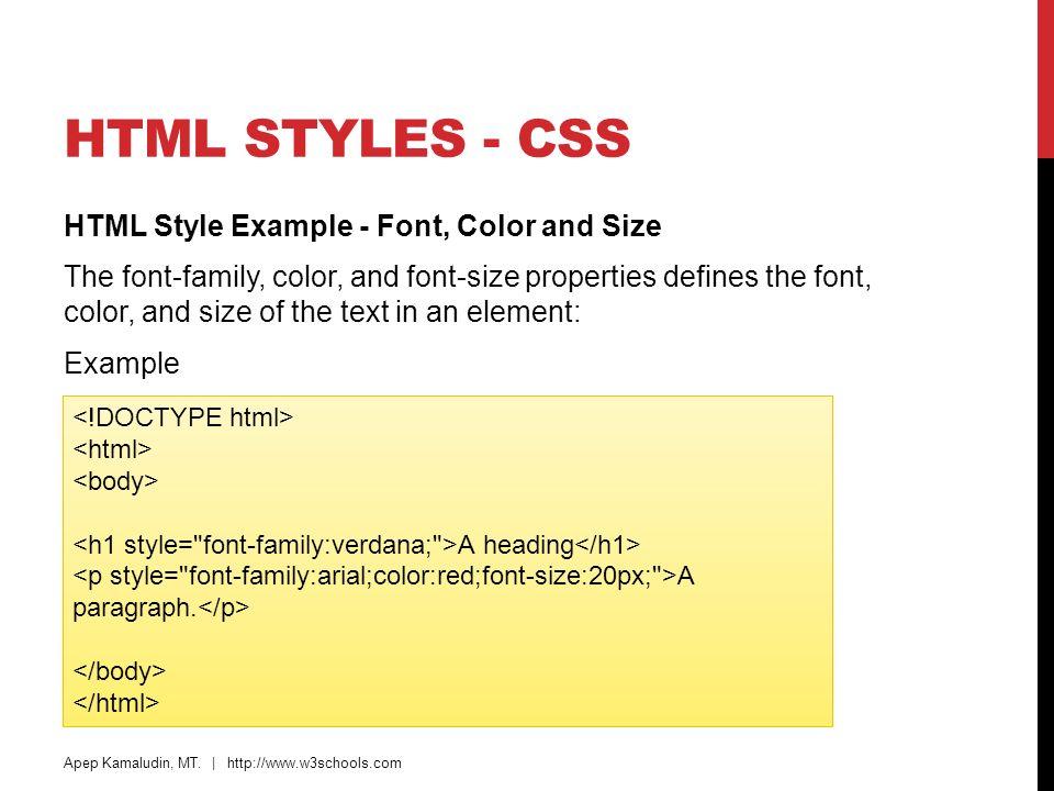 Block And Inline Css Code Exle Display