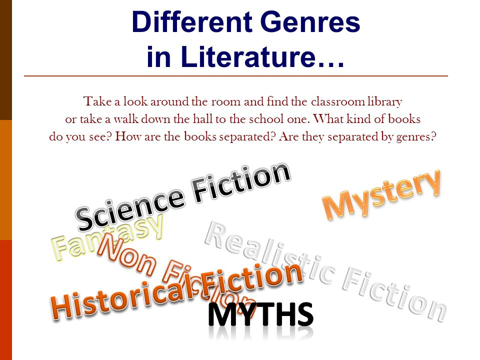 literature evaluate literary texts in different genres essay The five main genres of literature a vast category that is a type of prose and includes many different sub-genres literary criticism, and essays of various.