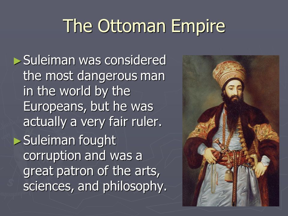 was suleiman considered a good ruler