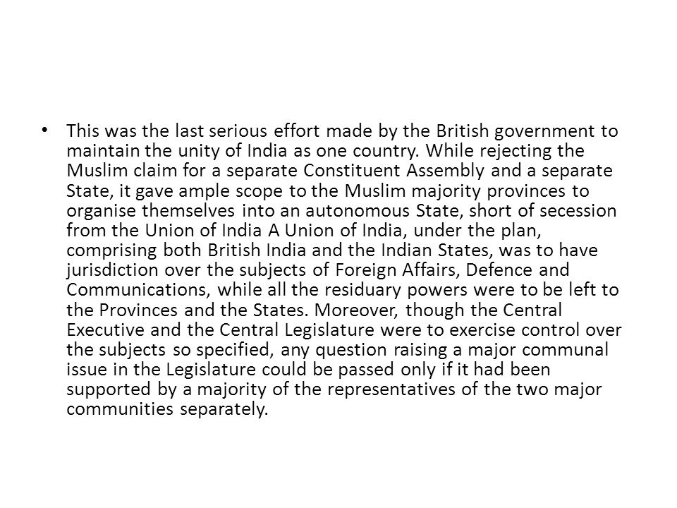 constitutional developments in india The government of india act 1858 background: this act was passed to better administer the possessions of eic in india under the.