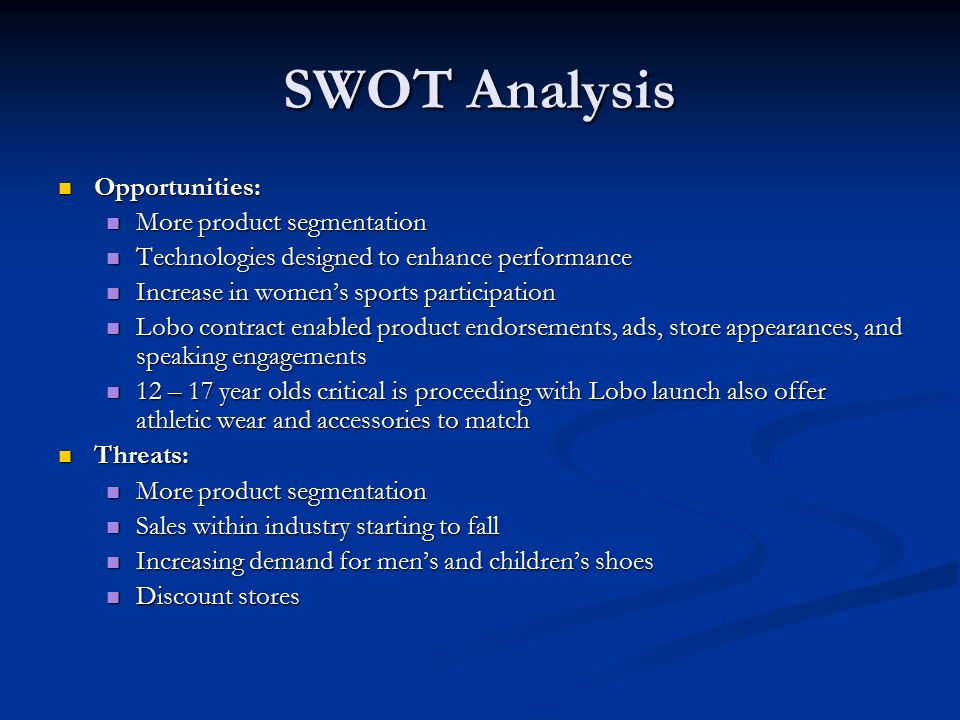 swot analysis for launching a new product Launching a new business venture is a major undertaking, and it's vital that you do your research to make sure you're prepared when you're sizing up the competition and developing a.