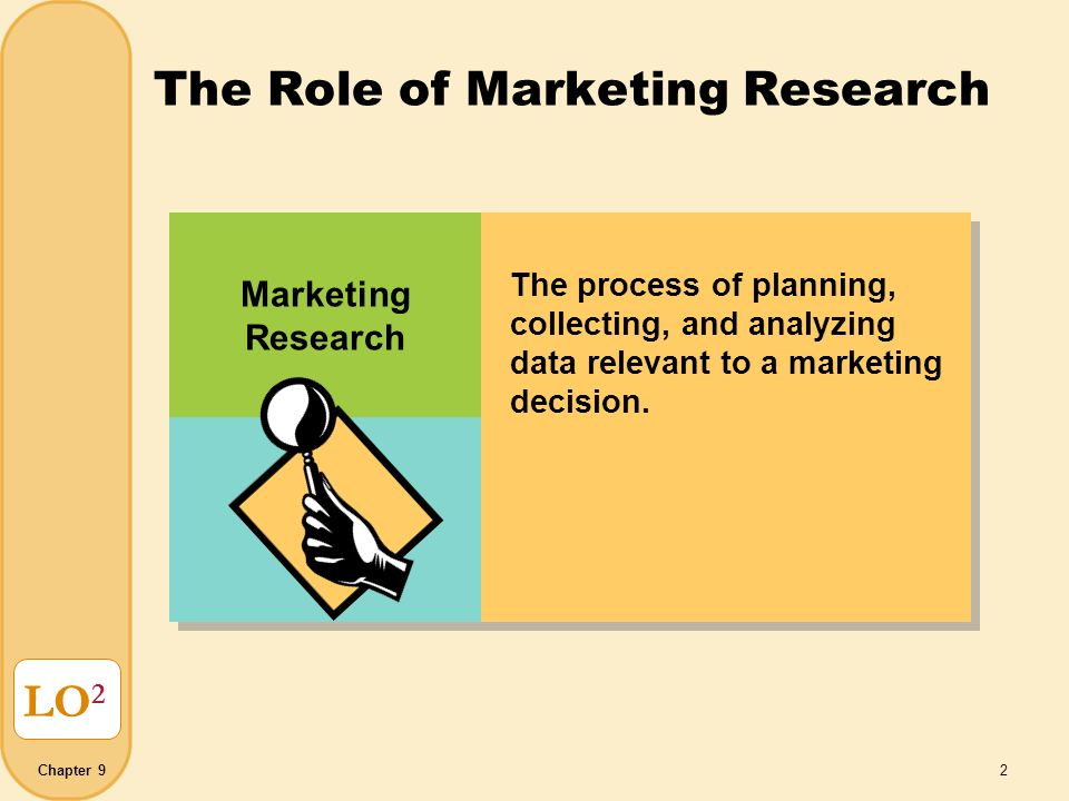 Marketing Research Research Paper Starter