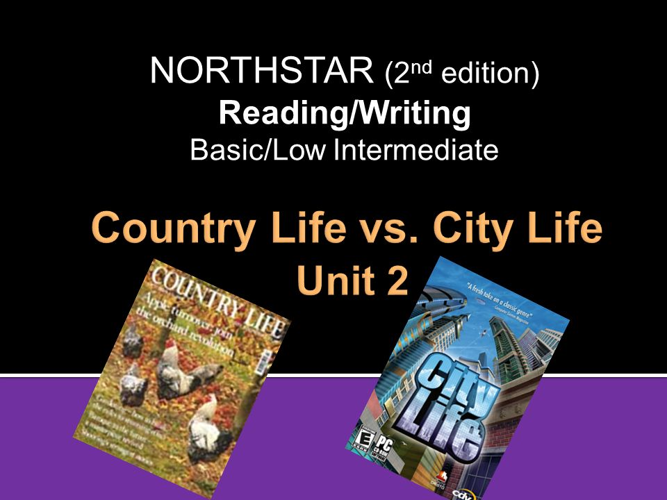 country life vs city life City life vs country life: as a born-and-raised city girl, having now adopted a country life in australia, i think it is safe to say i have experienced the best (and.