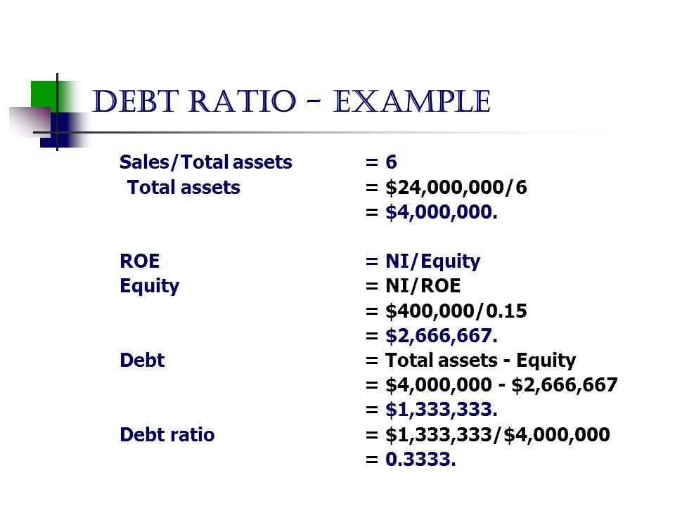 Financial Management I - ppt download