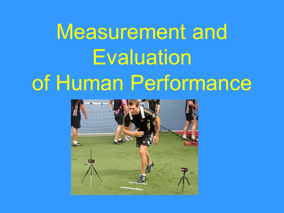 human performance measurement Measuring the performance of a hr shared services organization  the critical importance of performance measurement and of becoming customer-centric is well.