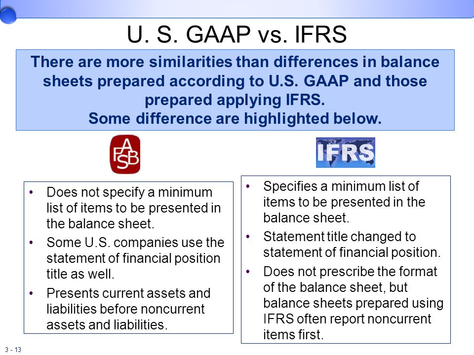 gaap in the u s and the Us gaap is the standard platform of guidelines regarding rules for financial accounting that're needed in the preparation of financial statements although quite flexible in its rules, this framework is based upon certain constraints and principles to address specific necessities.