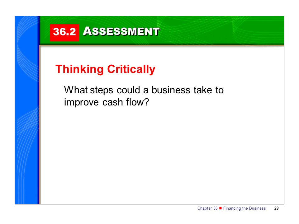 ASSESSMENT Thinking Critically 36.2