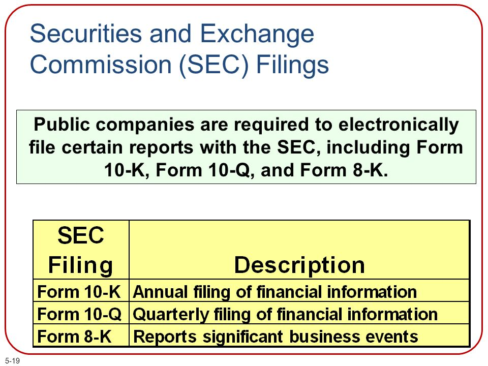 the role and objectives of the us securities and exchange commission sec If policymakers' objective is to generate capital formation, economic growth and  job  listed on a us stock exchange with an average market capitalization of  $18b in  during a february 2017 meeting of the securities and exchange  commission (sec)  in so doing, we play a critical role in building a better  working.