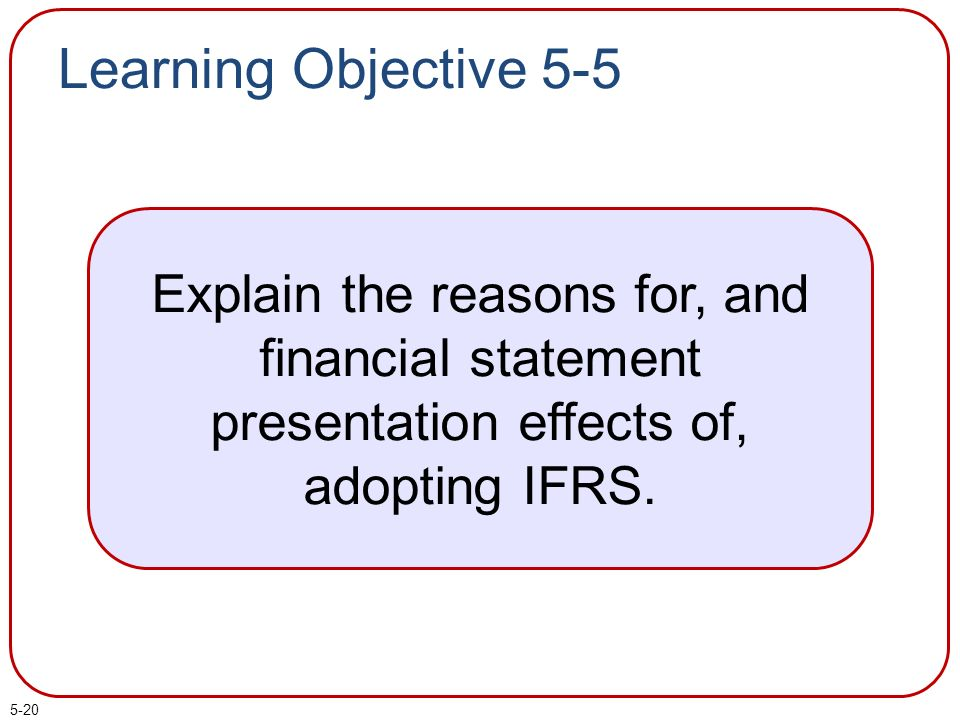 he effect of ifrs adoption and Abstract: this paper examines the effect of the mandatory adoption of international financial reporting standards (ifrs) on the ability of financial analysts to forecast earnings accurately in jordan during the period 2002–2013 the meth- odology involved the use of a panel data model and the regression.