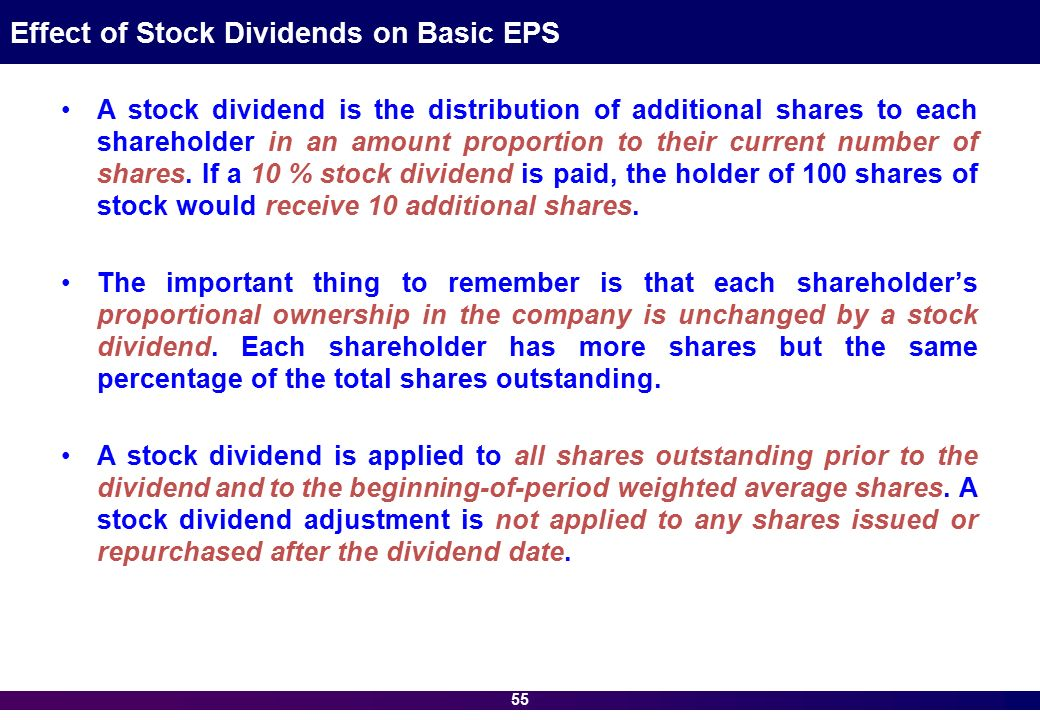 effect of dividend payment on stock Why dividends matter not every stock must pay a dividend, but a steady, dependable dividend stream provides nice ballast to a portfolio's return.