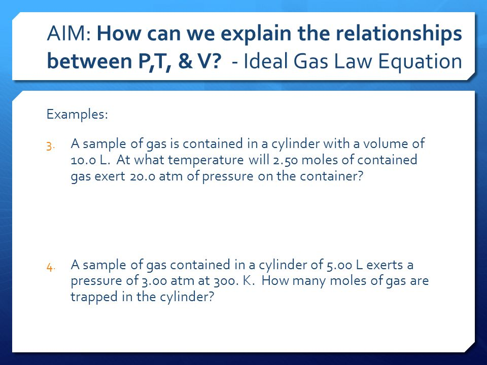 UNIT 1: MATTER AND ENERGY (Review Book Topic 4) - ppt download