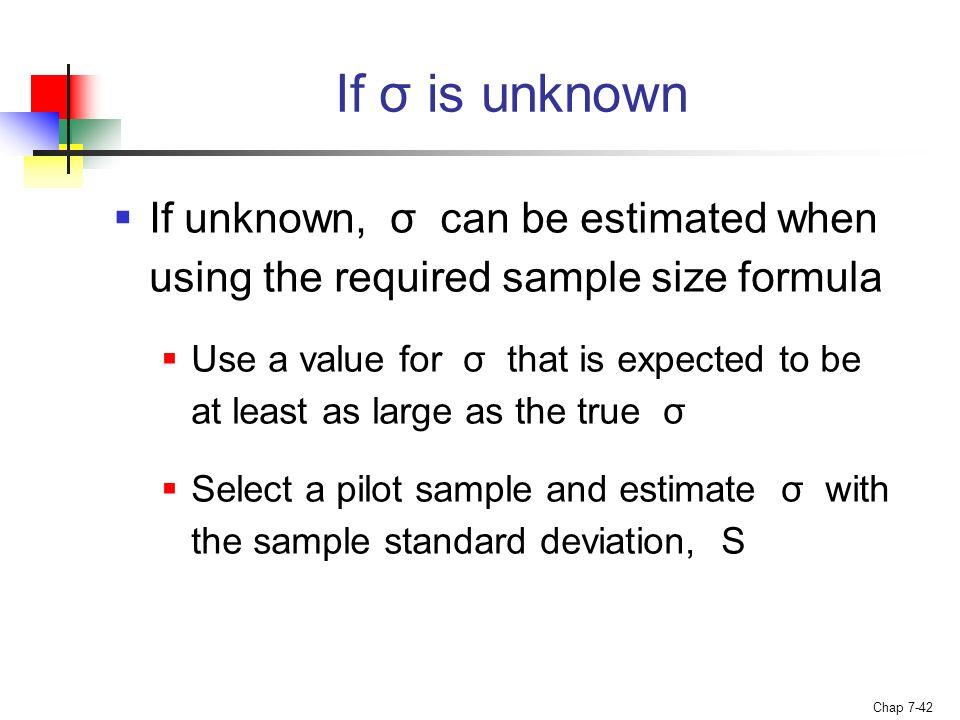 Confidence Interval Estimation - ppt download