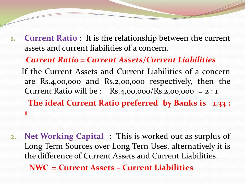 relationship between capital assets liabilities