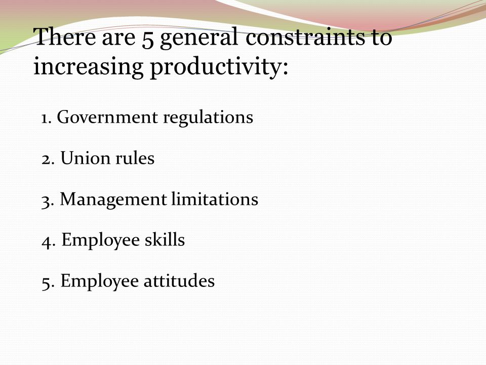 organizational profitability increasing employee productivity and Organizational performance (improved management/employees safety practices,  enhanced productivity, increased profitability and reduced accident/ incident.