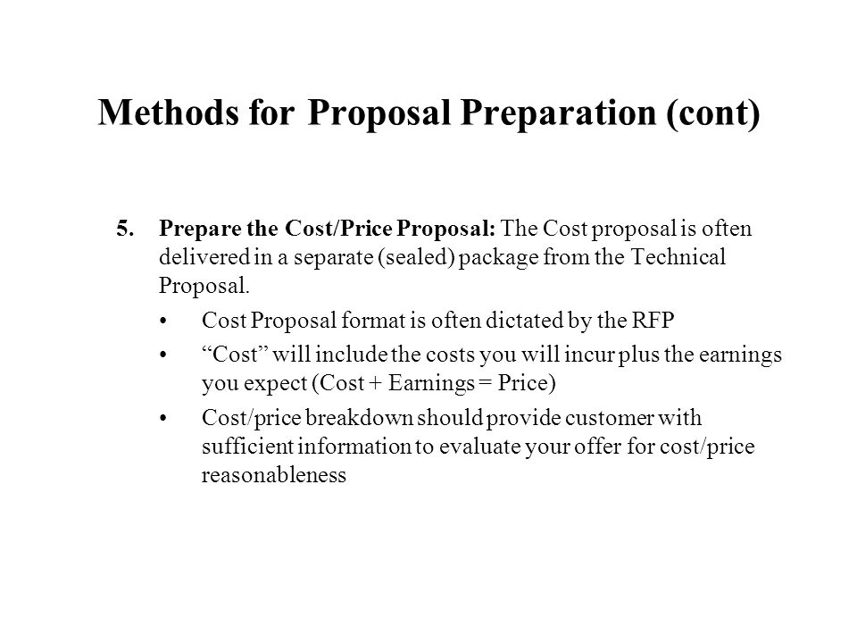 Xi – Sbir And Grant Proposal Writing - Ppt Video Online Download