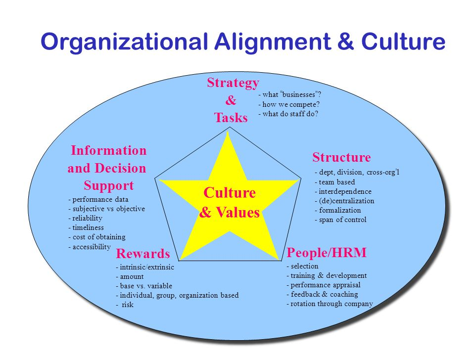 how alignment between the values of an organization essay Read this essay on nrs 451 assignment presentation organizational culture alignment between the values of assignment presentation organizational.