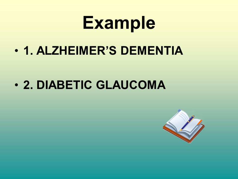 written assignment 2 alzheimer s disease Written assignment - section ii (chapters 2 and 3)  2 what do the persistence of alzheimer's disease and parkinson's disease demonstrate about natural selection.